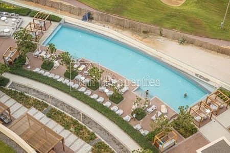 فلیٹ 3 غرفة نوم للايجار في التلال، دبي - Golf course 3BR fully furnished