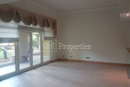 2 Bedroom Flat for Rent in Palm Jumeirah, Dubai - E Type | Ground Floor | Beach / Pool / Gym