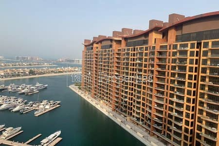 3 Bedroom Flat for Sale in Palm Jumeirah, Dubai - Large Balcony | High Floor | Well Maintained |