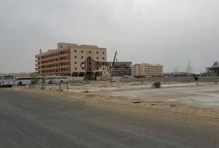 ارض صناعية  للايجار في جبل علي، دبي - Ready to use industrial plot for long lease I Best price