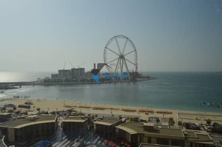 3 Bedroom Flat for Sale in Jumeirah Beach Residence (JBR), Dubai - Full sea view 3 + Maid Apartment for sale in Rimal 6