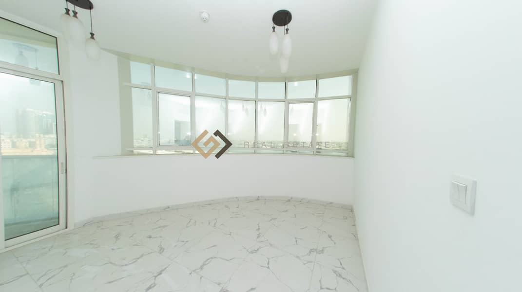 3 Bedroom Apartment in Oasis Towers Ajman with Spectacular Views