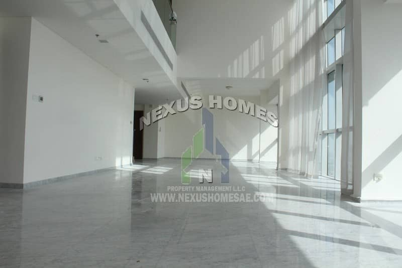 2 Admirable 3 Bedrooms Pent House with Mesmerizing Views!