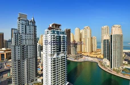 1 Bedroom Flat for Sale in Dubai Marina, Dubai - Marina View | Vacant | Unfurnished