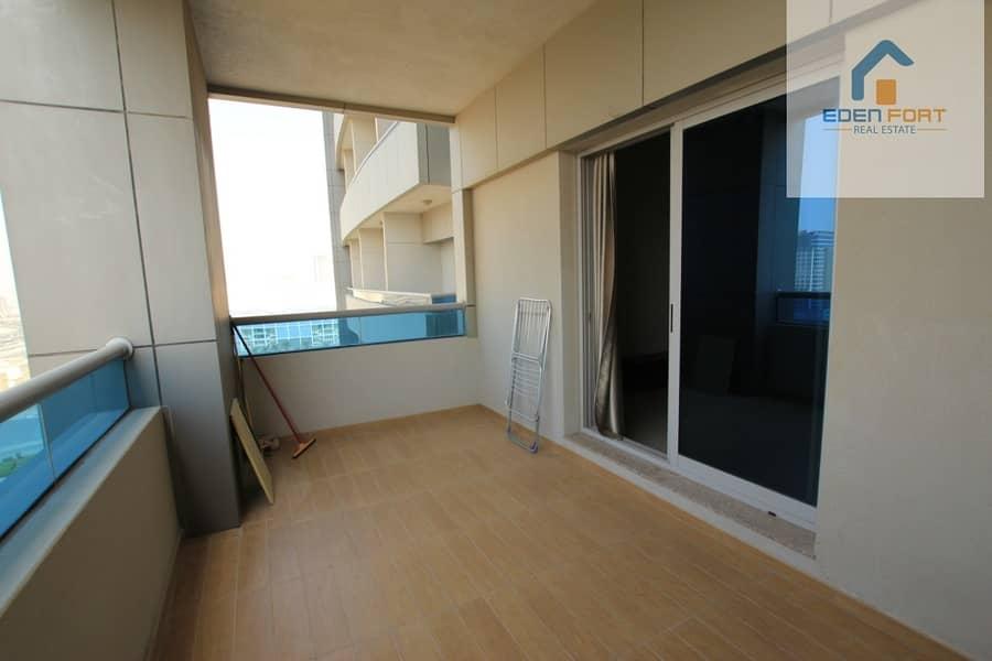 12 Semi-furnished | 1 BHK | Elite Residence |DSC