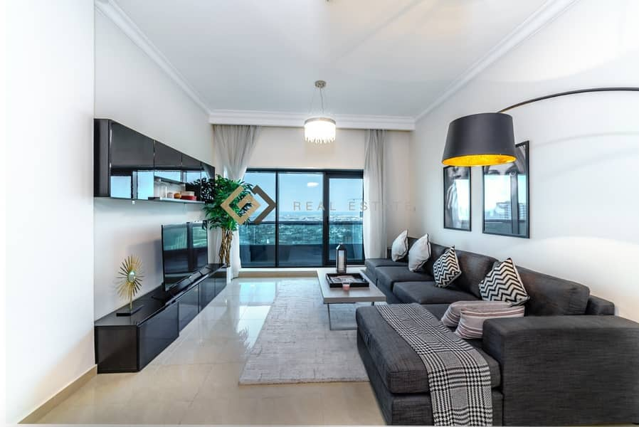 2 Bed Room Apartment with  Full Panoramic View of Ajman