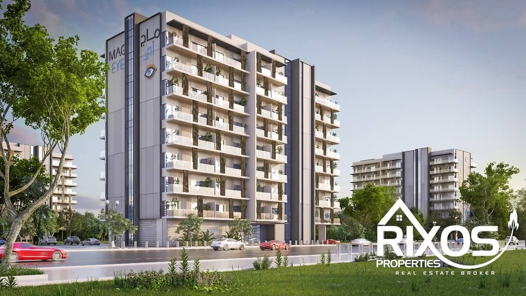 14 Amazing 1 Bed | Prime Location In Meydan | 10 Yrs Payment Plan | Zero Commission