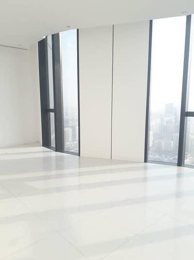 فلیٹ 3 غرفة نوم للايجار في منطقة الكورنيش، أبوظبي - 3 غرف نوم مع خادمة غرفة المتاحة في مركز التجارة العالمي | لا لجنة.