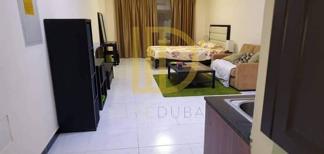 Studio for Rent in Jumeirah Village Circle (JVC), Dubai - Fully furnished