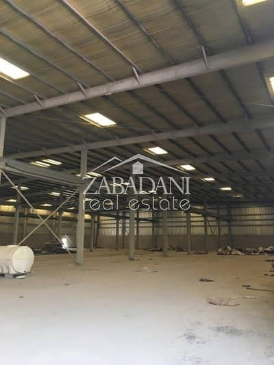 Near Completion Warehouse for sale in JAFZA 15% ROI projected