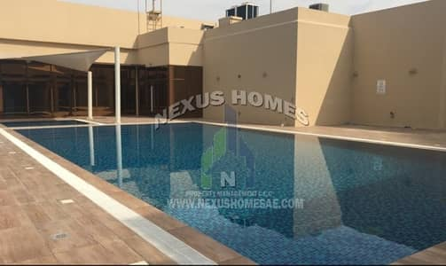 Graceful 1 BR with Facilities in Mussafah Gardens