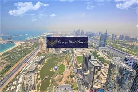 4 Bedroom Penthouse for Rent in Dubai Marina, Dubai - Duplex Penthouse Above 70th Floor for Rent