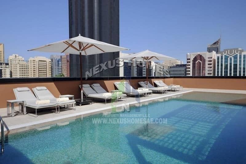 2 The Grand Large Size Three BR Apt in WTC Corniche