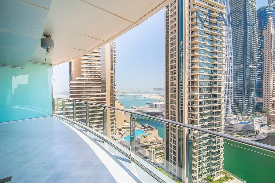 Stunning Full Marina View | Free Chiller| 1 br