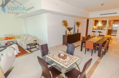 4 Bedroom Apartment for Rent in Dubai Marina, Dubai - Never Rented Before| Fully Furnished |Higher Floor