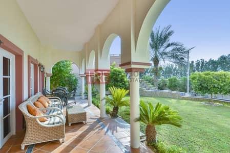 4 Bedroom Villa for Rent in The Villa, Dubai - Vacant Upgraded Mature Garden Don't Miss 