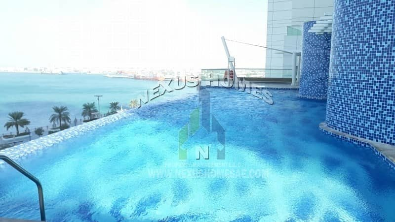Two Bedroom Stunning Apartment in Bay Tower Corniche