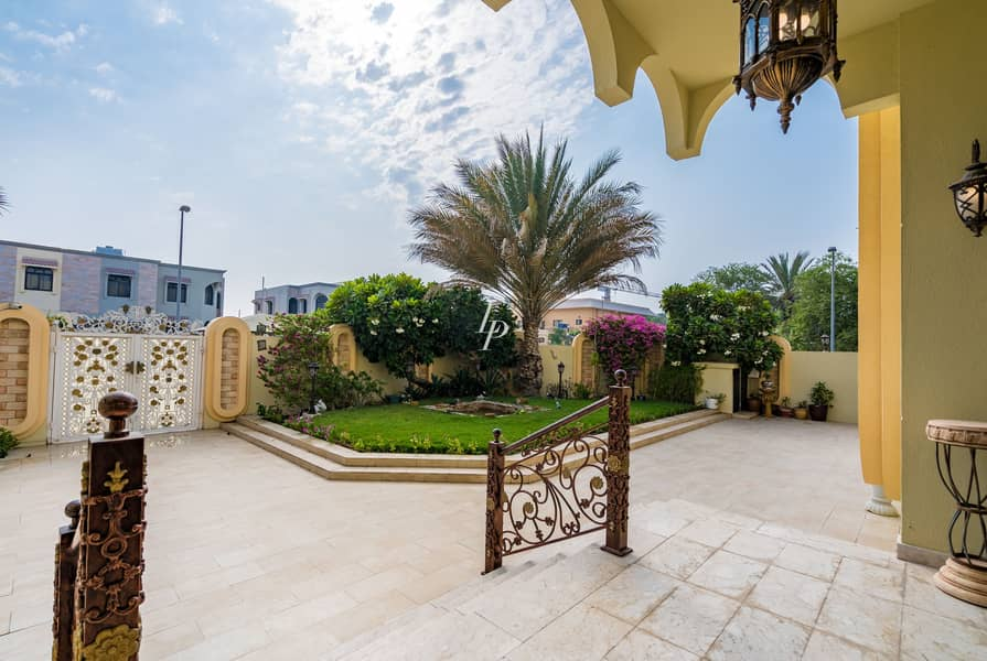 25 Classic Jumeirah Villa | Available Now for Viewing