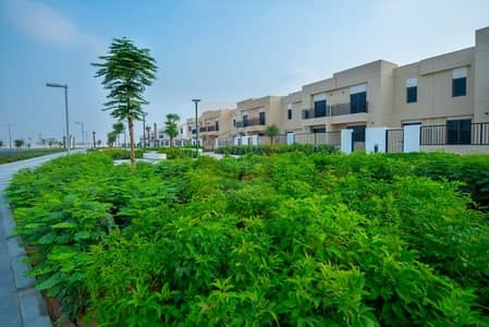 Brand New Single Row 3BR+M  Safi Townhouse
