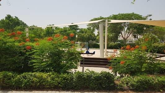 تاون هاوس في فلل السدر واحة دبي للسيليكون 3 غرف 130000 درهم - 4326242