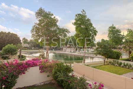 فیلا 2 غرفة نوم للبيع في الينابيع، دبي - EXCLSUIVE   Lake and Pool view   Renovated