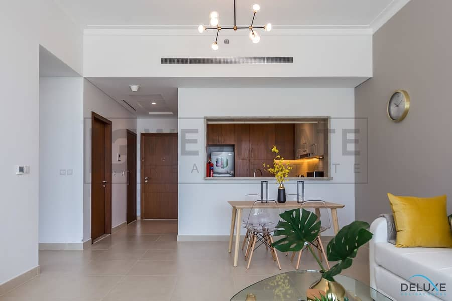 2 Bright and Furnished 1BR   The Hills Tower A1