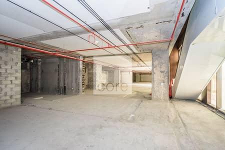مکتب  للايجار في نخلة جميرا، دبي - Full floor shell and core unit   Golden Mile
