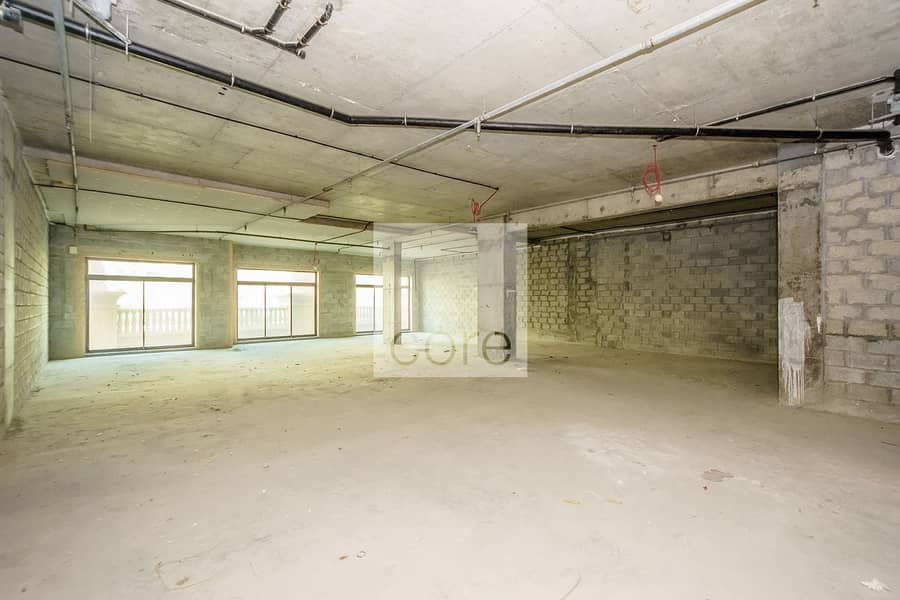 2 Spacious shell and core office I Golden Mile