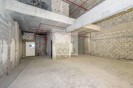 مکتب  للايجار في نخلة جميرا، دبي - Low floor shell and core unit I Golden Mile