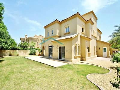 5 Bedroom Villa for Sale in Arabian Ranches, Dubai - TYPE C2 |LARGE PLOT| EXTENDED & UPGRADED
