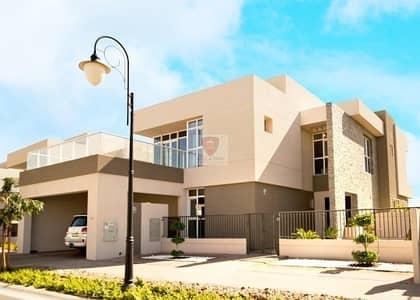 تاون هاوس في فلل السدر واحة دبي للسيليكون 3 غرف 155000 درهم - 4326443