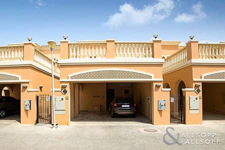 3 Bedroom Townhouse for Sale in Jumeirah Village Triangle (JVT), Dubai - 3 Bedroom Townhouse | Extended | Vacant
