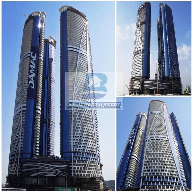 Ready To  Move - Fully Furnished  - Burj Khalifa View- Payment  Up To 5 Years