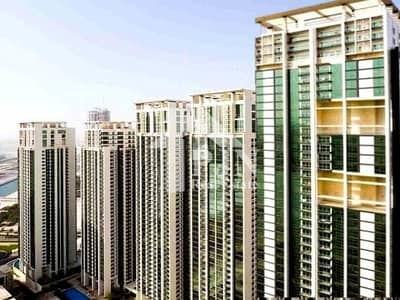 1 Bedroom Apartment for Rent in Al Reem Island, Abu Dhabi - Well Maintained Huge 1BR for Immediate Lease ; High Floor