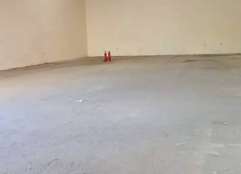 Spacious Warehouse in New Industrial area Ajman, 3200 sq ft