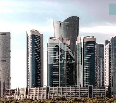 Studio for Rent in Al Reem Island, Abu Dhabi - Nice Studio for Rent with Built in Wardrobes