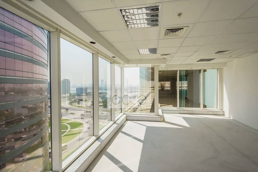 On Mid Floor | Available Fitted Office