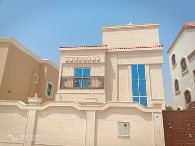 Free Hold Villa For Sale In Al yasmen Area Very Good Price Near Mohamed Bin Zayed Road