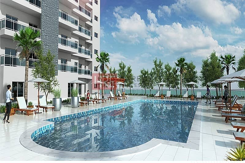 575000 AED Only|1 Bed Apt. in JVC|Great ROI
