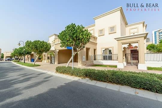 فیلا في فلل السدر واحة دبي للسيليكون 5 غرف 3000000 درهم - 4327109