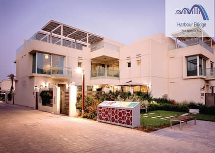 3 Bedroom Villa for Sale in The Sustainable City, Dubai - Ready to Move ! Own your 3-Bedroom Townhouse | The Sustainable City