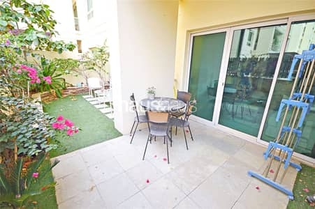 1 Bedroom Apartment for Sale in The Greens, Dubai - Tenanted | Net 7.5% Return | Courtyard