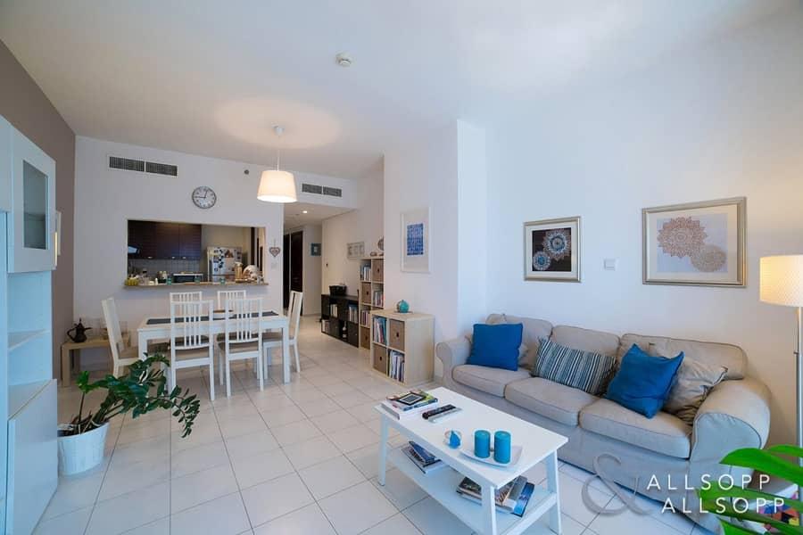 Marina Views | 2 Bedroom + Study | Vacant