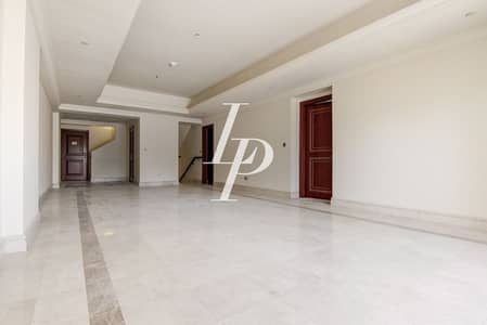 3 Bedroom Townhouse for Rent in Palm Jumeirah, Dubai - Large Townhouse|Private Pool|Available Now