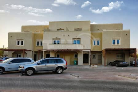 3 Bedroom Villa for Rent in Al Reef, Abu Dhabi - GOOD PRICE! Single Row Villa in Al Reef!