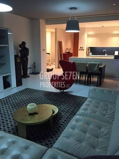 Amazing fully furnished 2 BR Burj Khalifa view in The Index Tower DIFC