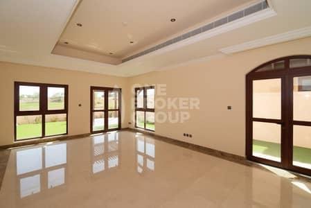 فیلا 4 غرفة نوم للايجار في عقارات جميرا للجولف، دبي - Vacant | 4 bedrooms| Golf Course view |