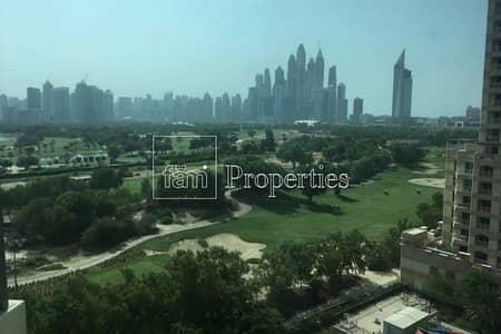 فلیٹ 2 غرفة نوم للايجار في ذا فيوز، دبي - 2 BR in Panorama with Golf Course View