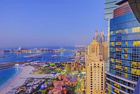 بنتهاوس 3 غرفة نوم للبيع في جي بي ار، دبي - Upgraded Penthouse with panoramic sea views