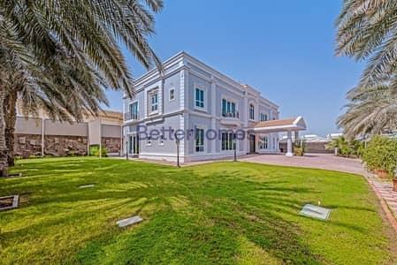 6 Bedroom Villa for Sale in Al Wasl, Dubai - GCC LuxuryHome|Includes Rolls Royce|Vacant
